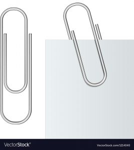 Paper clips image